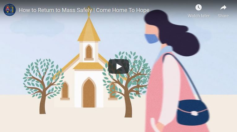 Return to Mass Safely
